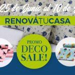 Promo Danubio DecoSALE! Del 25/06 al 10/07 2018