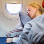 Guía para dormir en un vuelo largo
